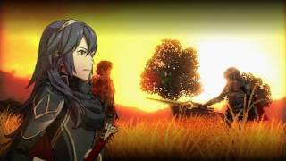 Fire Emblem Awakening: Chapter 21 Male Robin and Lucina (Married) Conversation