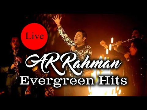 AR Rahman Songs Tamil Hits | Best Evergreen Melodies | Tamil