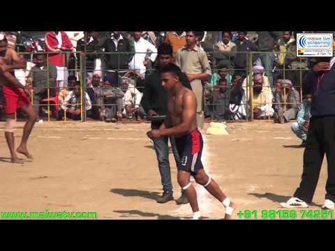 WAKILANWALA (Zira) Kabaddi Cup - 2014 Part 1st.