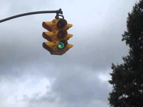 Teeco 4 way traffic light