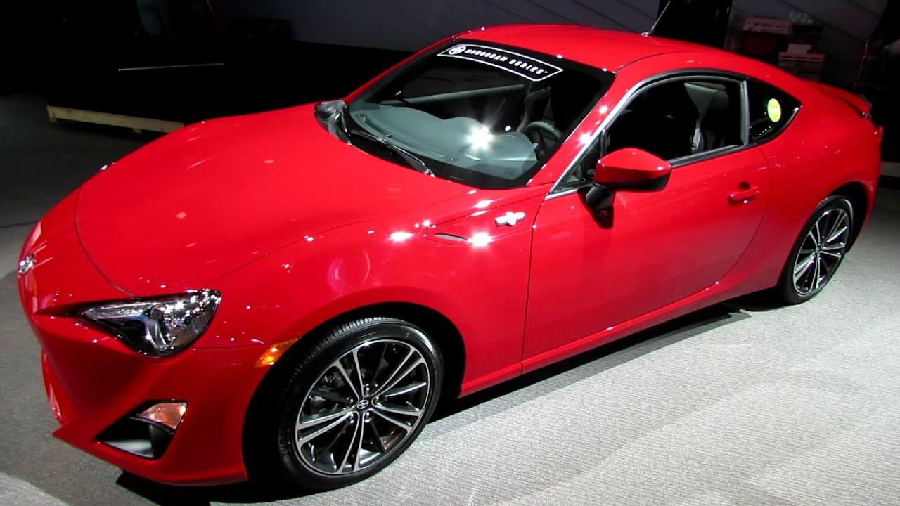 2014 scion fr-s monogram series - exterior and interior walkaround