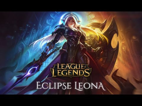 League of Legends Remaster - Eclipse Leona (dance music)