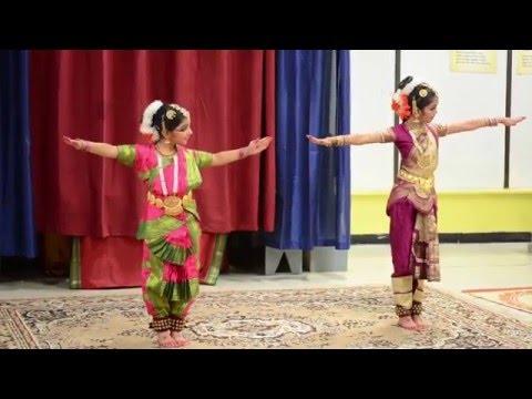 Esha & Ameya - Alarippu