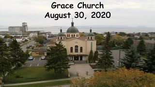 August 30th, 2020 Guest Speaker Charlie Wilson (Grace Church)