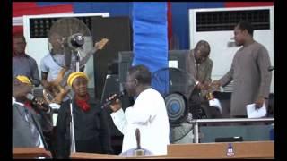 Pastor Wole Oladiyun (CLAM) & Pastor Matthew Ashomolowo (KICC LONDON) 7th May, 2015. Day 2