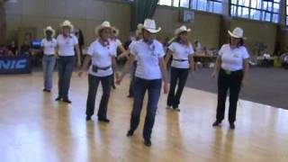 IRISH STEW  -  COWBOY  HAT  DANCERS
