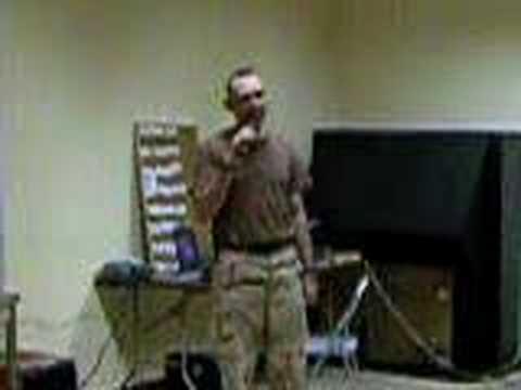 karaoke in Iraq....