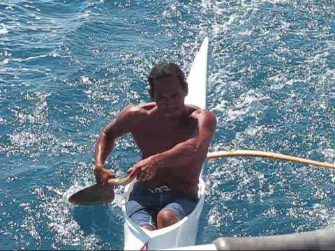 Society Islands - Paddler