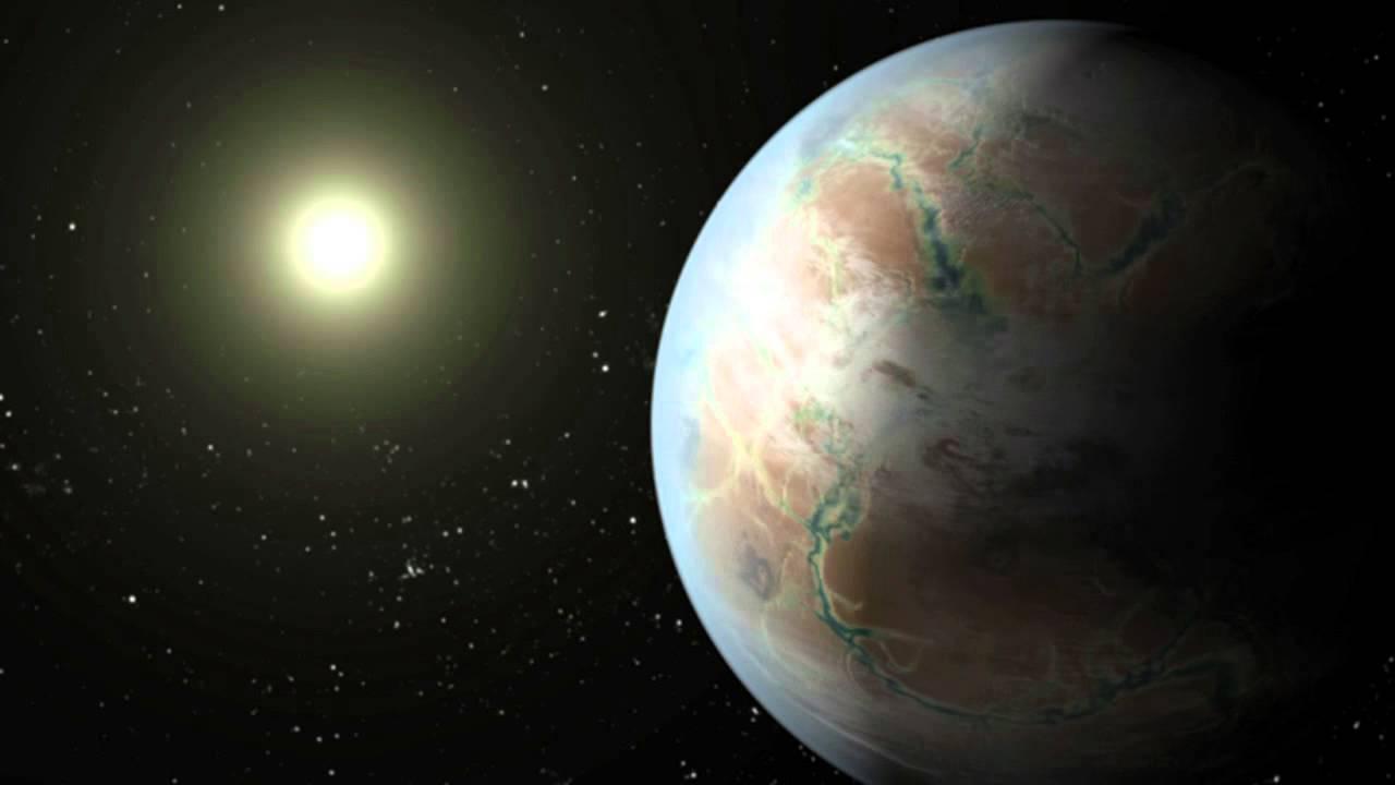 Image result for Kepler-452b 'Earth's Bigger, Older Cousin'