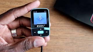 RUIZU X50 Bluetooth 4.0 Mp3 Player, Portable Clip Sport