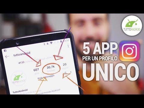 RENDI UNICO IL TUO PROFILO INSTAGRAM con 5 APP GRATIS per Android | App Utili #8 | TuttoAndroid