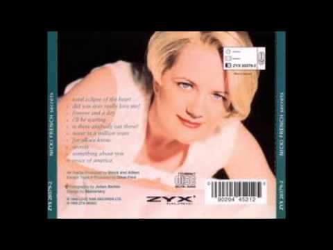 Nicki French - Stop In The Name Of Love