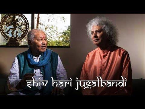 Hariprasad Chaurasia and Shivkumar Sharma Raag 'KIRWANI' Jugalbandi