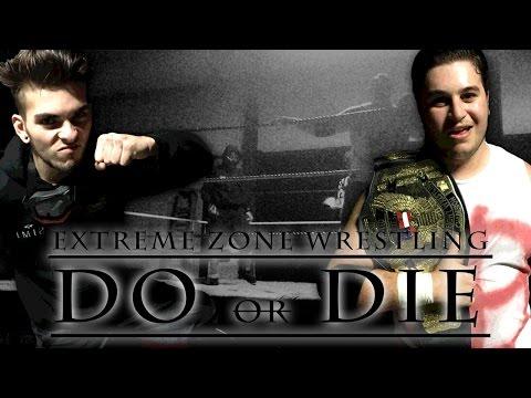 EZW Do or Die | January 12, 2017 | Backyard Wrestling | Full Event