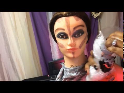 ASMR roleplay -- Lady Helen NEEDS & gets a FACE and HAIR makeover