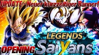 UPDATE & SUMMONS! Mini Update mit großer Wirkung! ;D | Dragon Ball Legends Deutsch