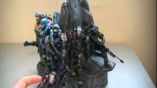 Halo Reach - Legendary Edition Statue Review