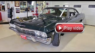 1965 Chevrolet Impala SS 40K Actual Miles AC PS PB