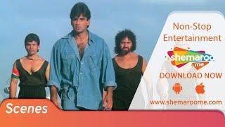 DAMAKEDAR Action Scenes Of Suneil Shetty RAGHUVEER 90& 39 s Best Bollywood Action Movie