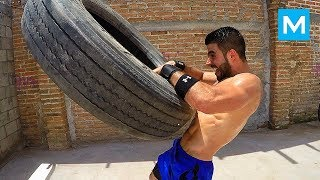 CRAZY BOXING WORKOUTS - Chuy Almada | Muscle Madness