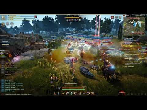Guild War In Black Desert Online SEA Server CBT