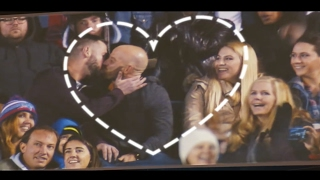 2017 nfl pro bowl kiss cam | love has no labels