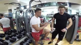 Базовые упражнения для всех групп мышц. Парни!(Ребята! Данное видео создано специально для тех, кто только в начале своего пути к идеальному телу или брал..., 2015-10-06T05:53:55.000Z)