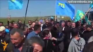 Джемилеву так и не удалось попасть в Крым(, 2014-05-04T16:29:36.000Z)