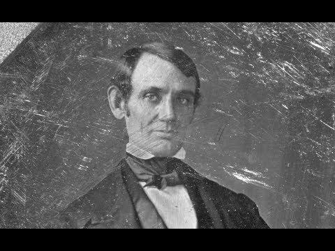 Daguerreotype Portraits of Early American Presidents (1840s/1850's)