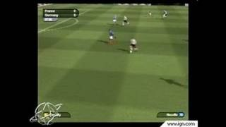 World Tour Soccer 2002 PlayStation 2 Gameplay_2001_11_21