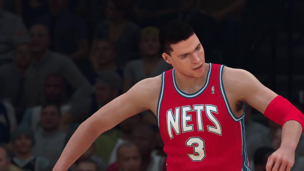 NBA 2K18 Drazen Petrovic 4 - YouTube e25007fa1