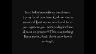 I Fell in love with my Best Friend Lyrics