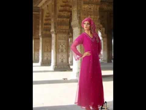 ♥*.~.*Beautiful Hijab / Jilbab / Abaya Style Fashion Collection from Layla-h.com*.~.*♥