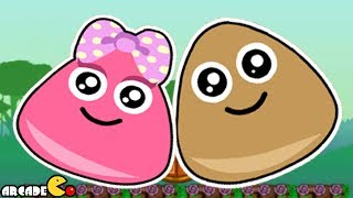 Adventure Of Pou Walkthrough Part 1