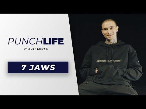 Youtube: Punchlife de 7 Jaws: l'enfance, le rap, la solitude..