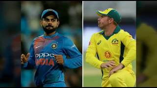 India vs Australia 2018 T20, Test and ODI All Matches Time Table