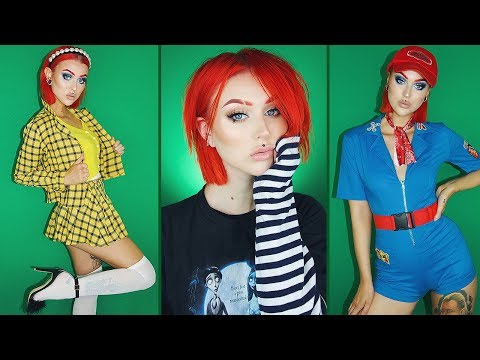 Halloween Dollskill Try On Clothing Haul | Evelina Forsell