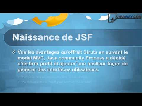 Tutoriel Java EE : Découvrir le framework JSF.