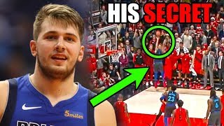 The REAL Reason Why Luka Doncic Is SO Good (Ft. NBA Stepbacks, Rookie Balance, & A Funny Face)