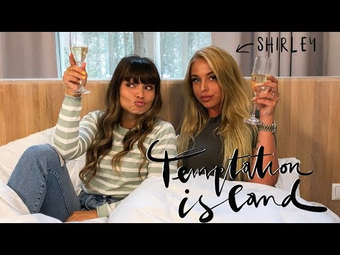 In bed met Kiki: Shirley van Temptation Island VIPS | AMAYZI
