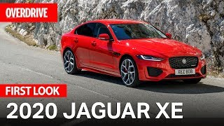 2020 Jaguar XE | Design, features, specifications and price | OVERDRIVE