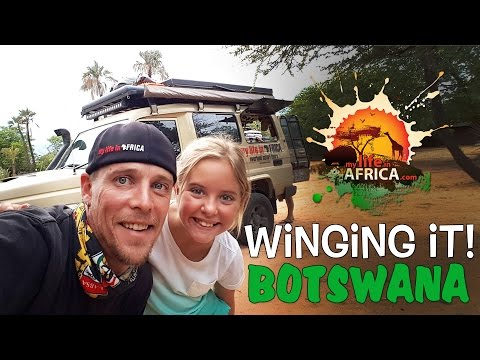 """WINGING IT"" Episode 1 - Botswana Tour Edition"