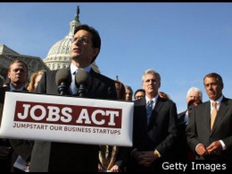 Jobs Bill = Great Depression 2.0?