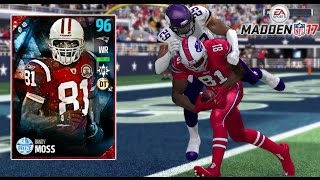 RANDY MOSS & ELI MANNING HAVE INSANE GAMES!! - Madden Ultimate Team 17