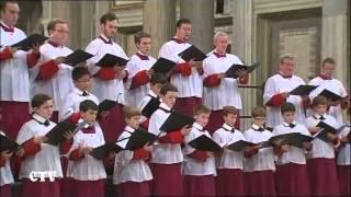 Basilica di Santa Maria Maggiore - Roma 12 Novembre 2012 Coro della...