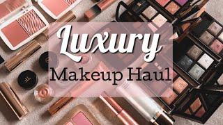 HUGE LUXURY MAKEUP BEAUTY HAUL | Tom Ford, Charlotte Tilbury, Chanel, NARS, Gucci Beauty & MORE!