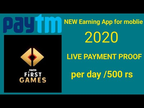 How TO EARN BY PLAYING SIMPLE GAMES IN PAYTM