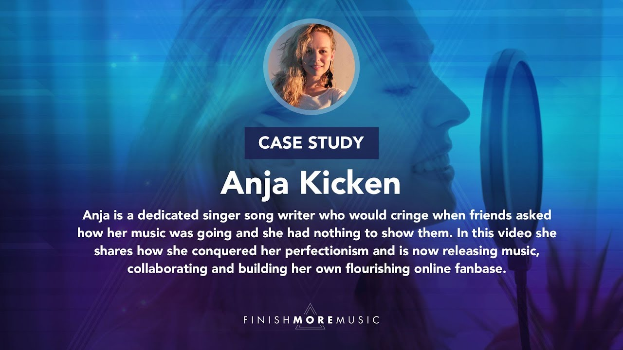 Perfectionism In Students Case Study In >> Fmm Case Study Anja Kicken Finish More Music