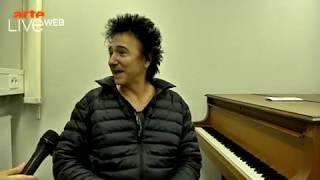 """""""Edgar Varese & Frank Zappa"""": Terry Bozzio at 43. Deutsches Jazzfestival Frankfurt 2012"""