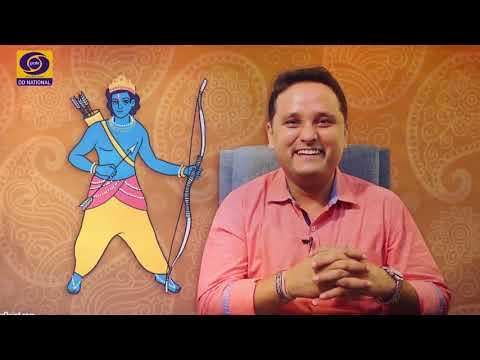 Aaj Savere - An interview with - Amish Tripathi